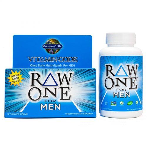 Multivitamine RAW pentru Bărbați
