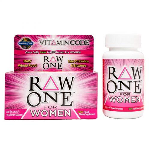 Multivitamine&minerale RAW pentru Femei