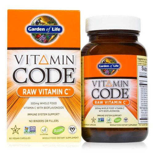 Vitamina C raw si organica