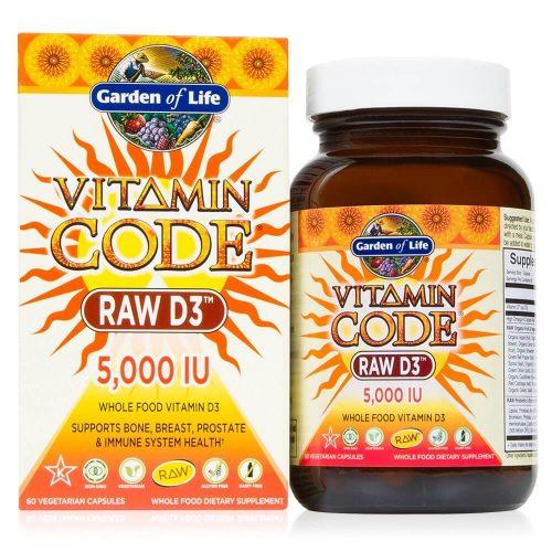 Vitamina D3 raw