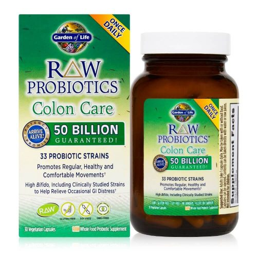 Probiotice RAW Colon Care