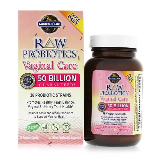 Probiotice RAW Vaginal Care
