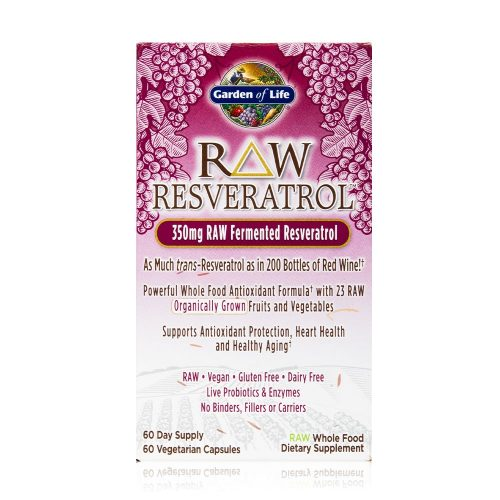 Resveratrol RAW (antioxidant)
