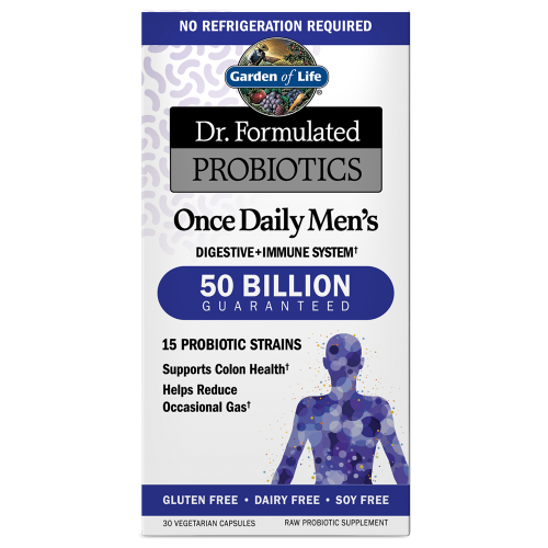Probiotice RAW&VEGANE pentru Bărbați