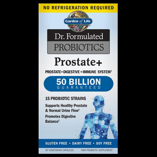 Probiotice RAW pentru Prostată